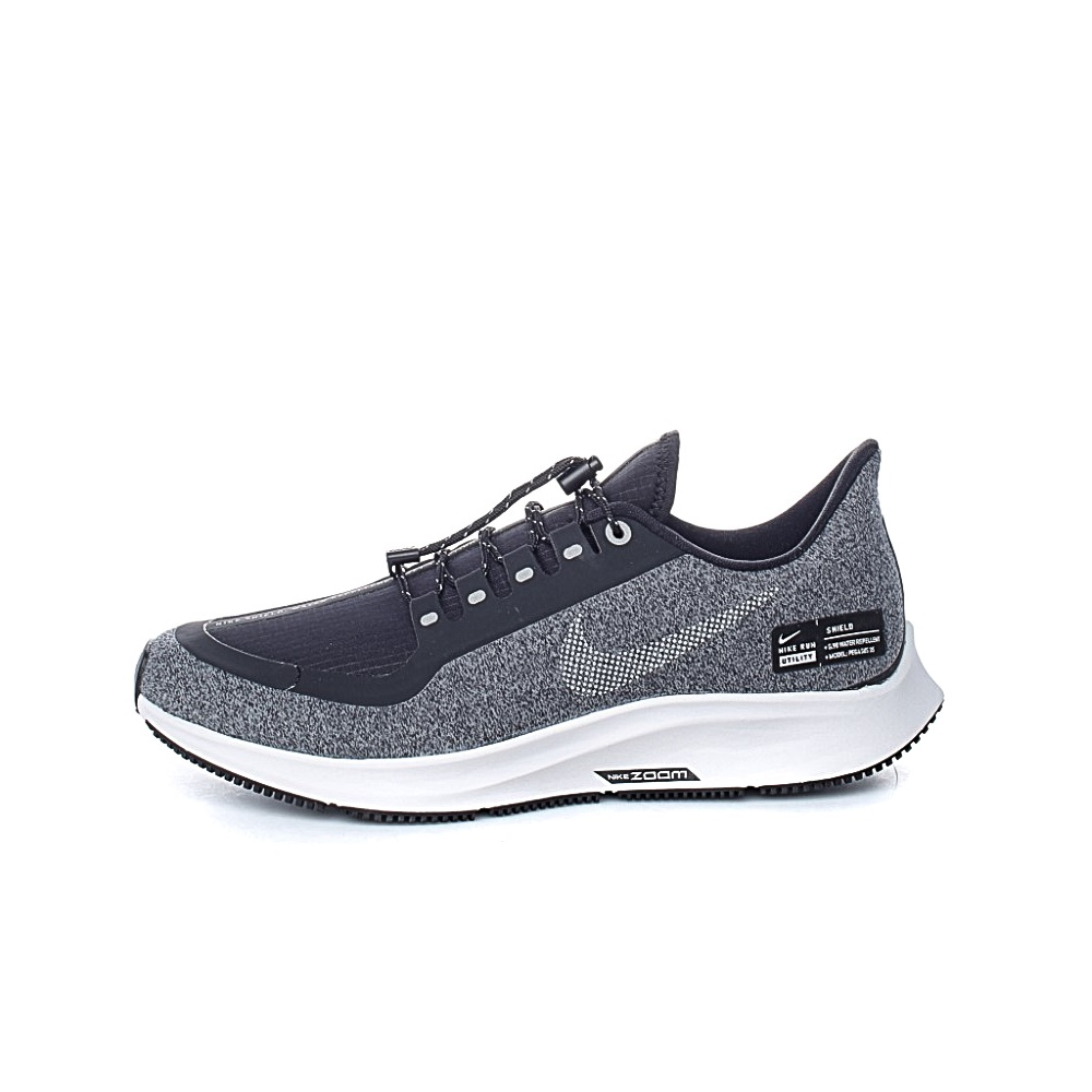 NIKE – Γυναικεία παπούτσια AIR ZOOM PEGASUS 35 RN SHLD μαύρα-γκρι