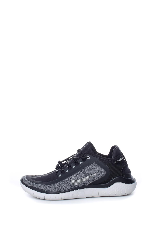 1998a698a40d -30% Factory Outlet NIKE – Γυναικεία παπούτσια για τρέξιμο NIKE FREE RN  2018 SHIELD μαύρα-γκρι