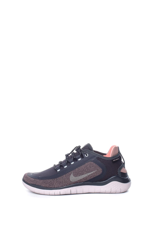 b1543fa4ac7 NIKE - Γυναικεία παπούτσια για τρέξιμο NIKE FREE RN 2018 SHIELD μπλε