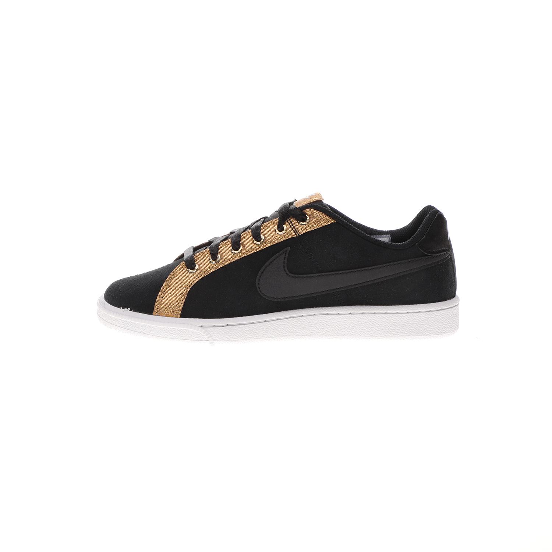 NIKE – Γυναικεία παπούτσια tennis NIKE COURT ROYALE PREM μαύρα