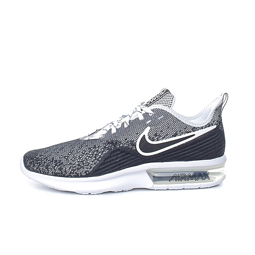 NIKE – Ανδρικά παπούτσια NIKE AIR MAX SEQUENT 4 μαύρα