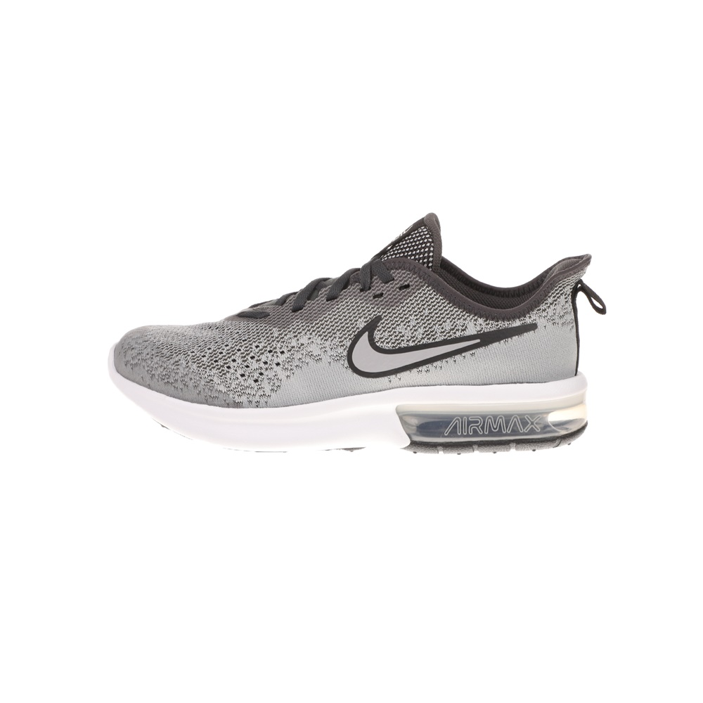 NIKE – Παιδικά παπούτσια NIKE AIR MAX SEQUENT 4 (GS) γκρι