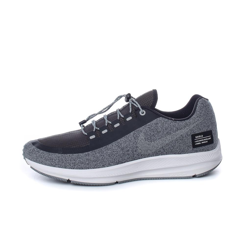 NIKE – Γυναικεία παπούτσια NIKE RENEW RIVAL SHIELD μαύρα ασημί