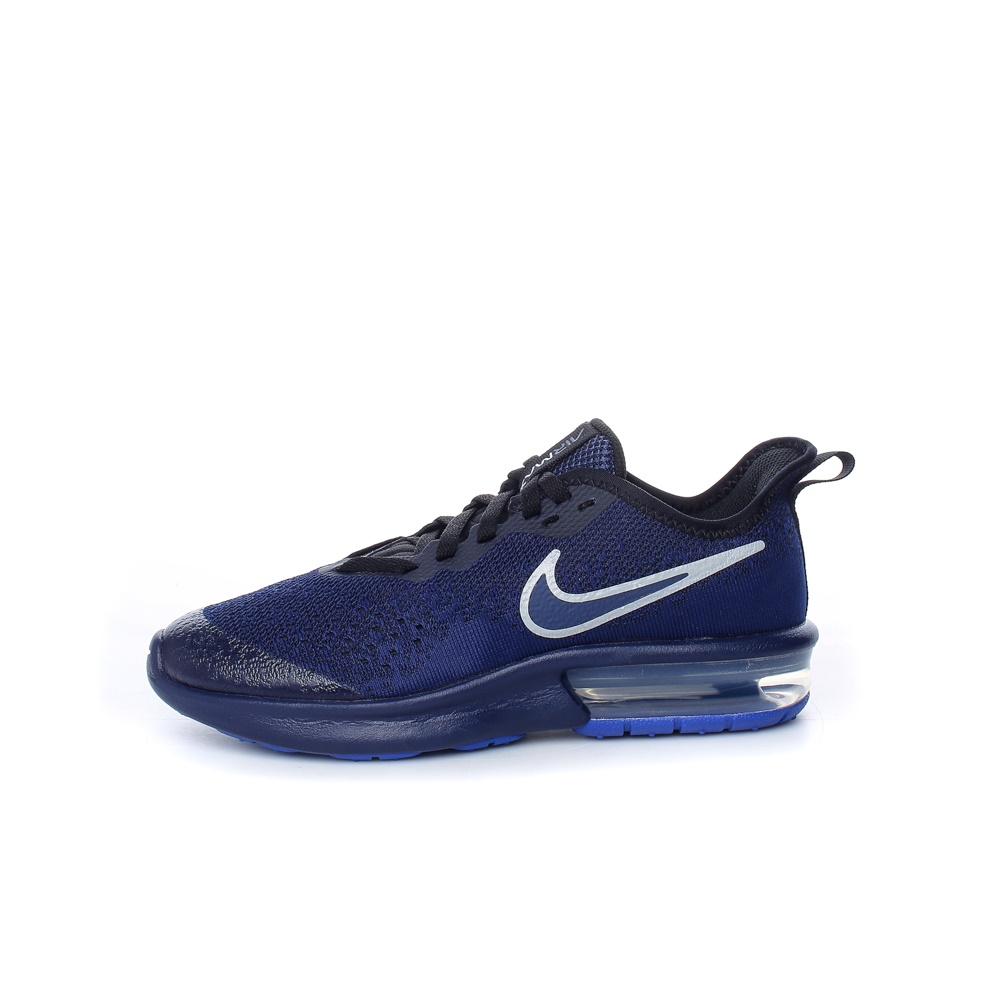 NIKE – Παιδικά αθλητικά παπούτσια NIKE AIR MAX SEQUENT 4 RFL GS μπλε
