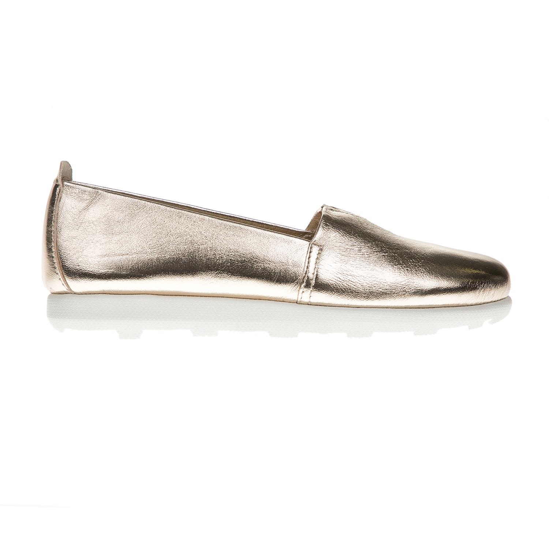 AEROSOLES – Γυναικεία slip on παπούτσια AEROSOLES χρυσά