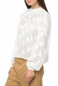 f26fcf2f54ce NUMPH. Γυναικεία πουκαμίσα NUMPH λευκή