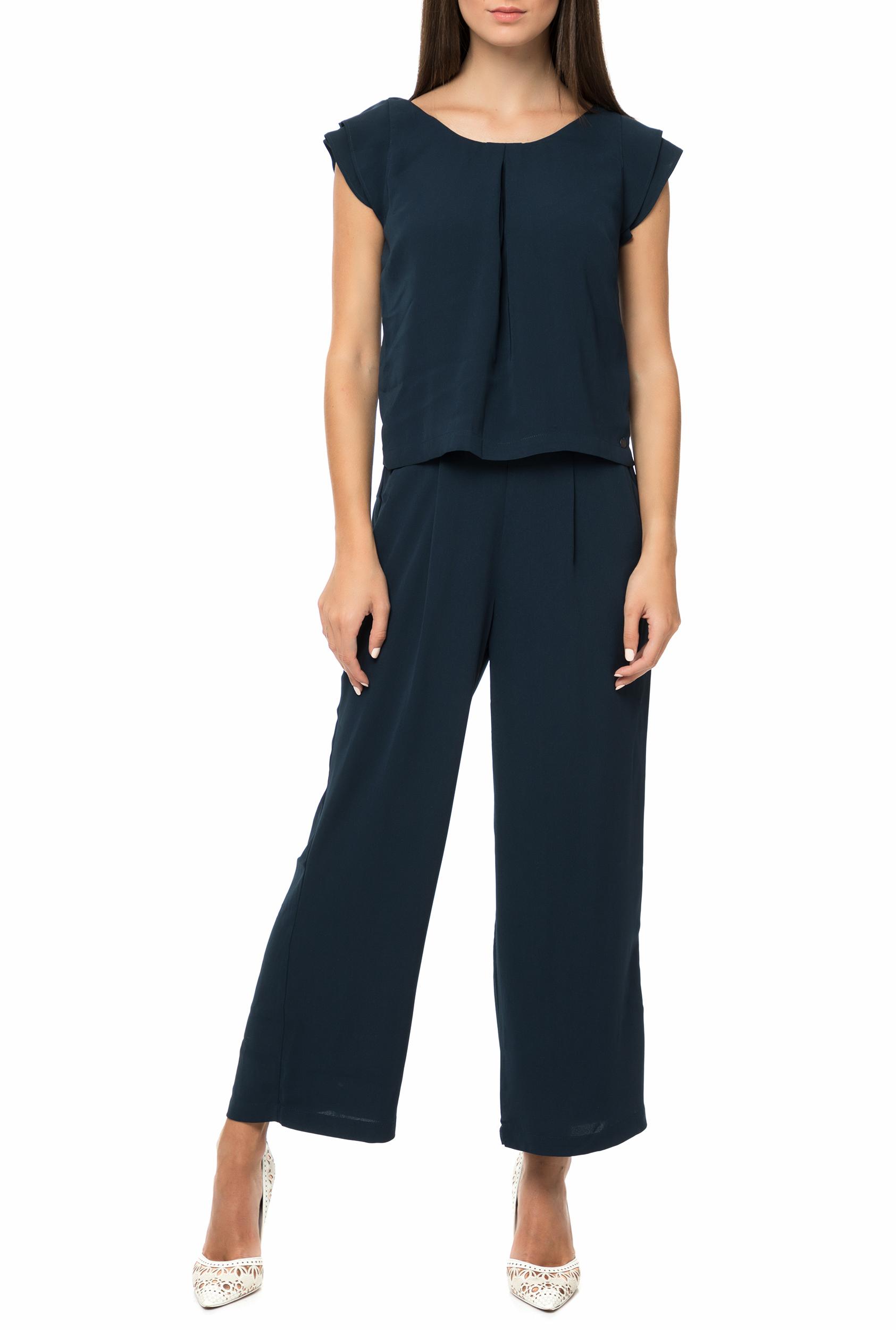 NUMPH - Γυναικεία ολόσωμη φόρμα NUMPH μπλε γυναικεία ρούχα ολόσωμες φόρμες