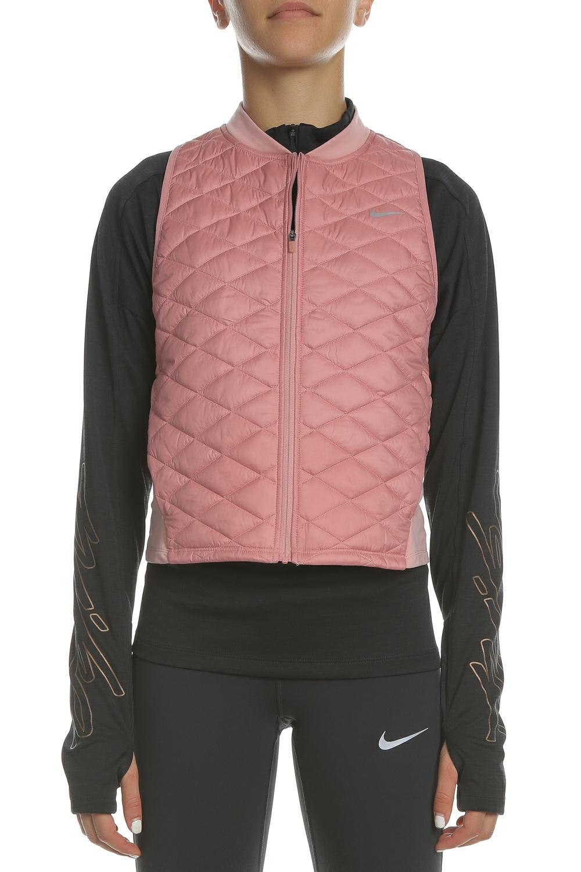 be3ea51a3e NIKE - Γυναικείο αμάνικο μπουφάν NIKE AROLYR VEST ροζ