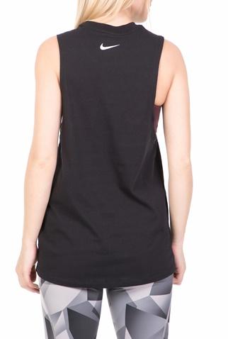 NIKE-Γυναικεία αμάνικη μπλούζα Nike DRY TANK DFC TRAIN MSCL μαύρο