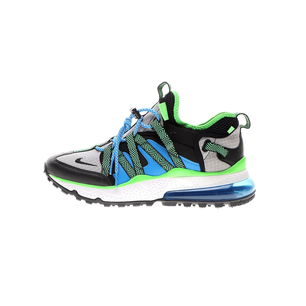 NIKE – Ανδρικά παπούτσια running ΝΙΚΕ AIR MAX 270 BOWFIN μαύρα πράσινα