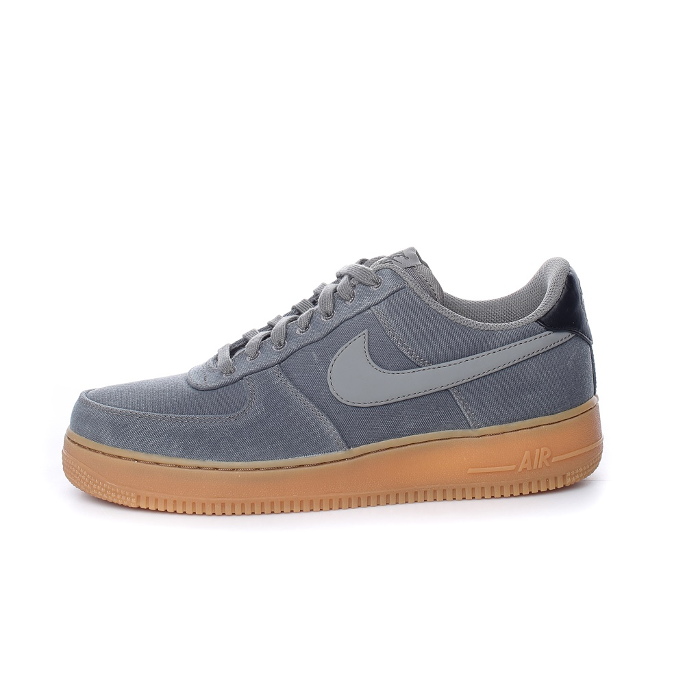NIKE – Ανδρικά σουέντ παπούτσια Nike AIR FORCE 1 '07 LV8 STYLE γκρι