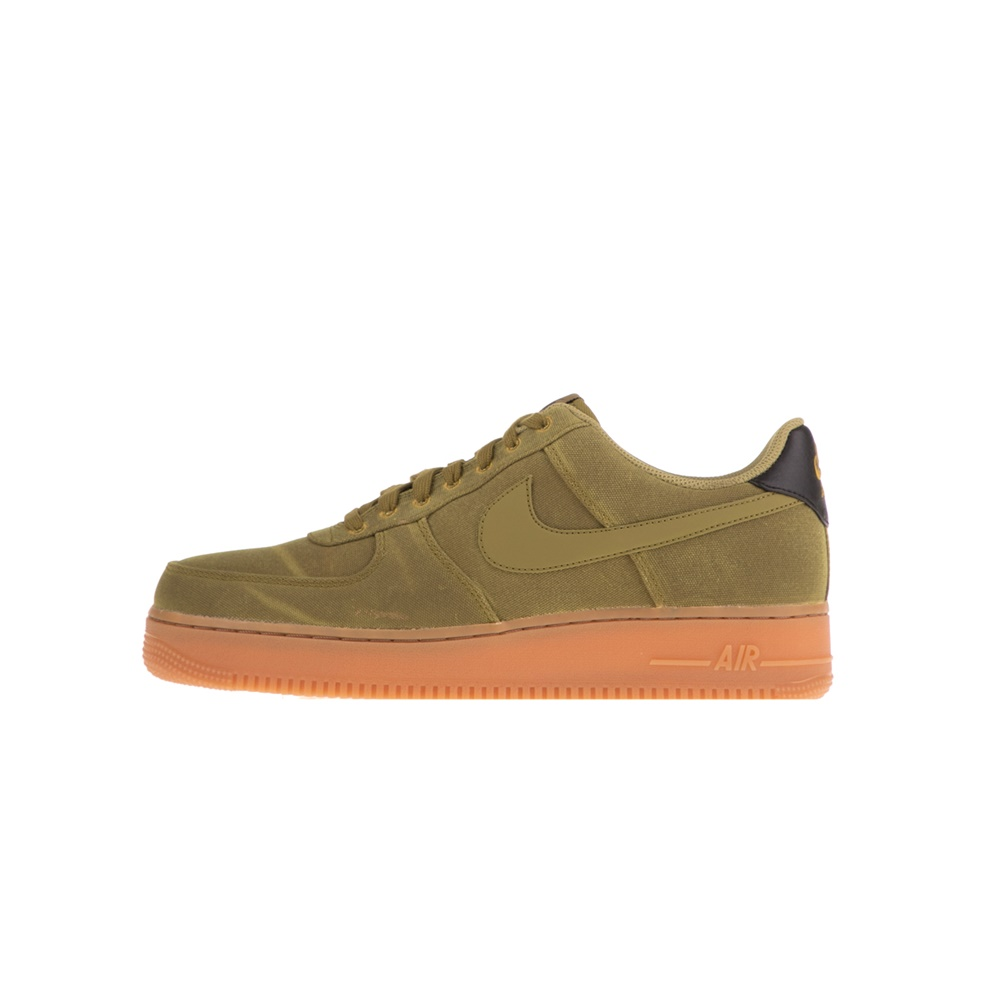 NIKE – Ανδρικά sneakers NIKE AIR FORCE 1 '07 LV8 STYLE λαδί