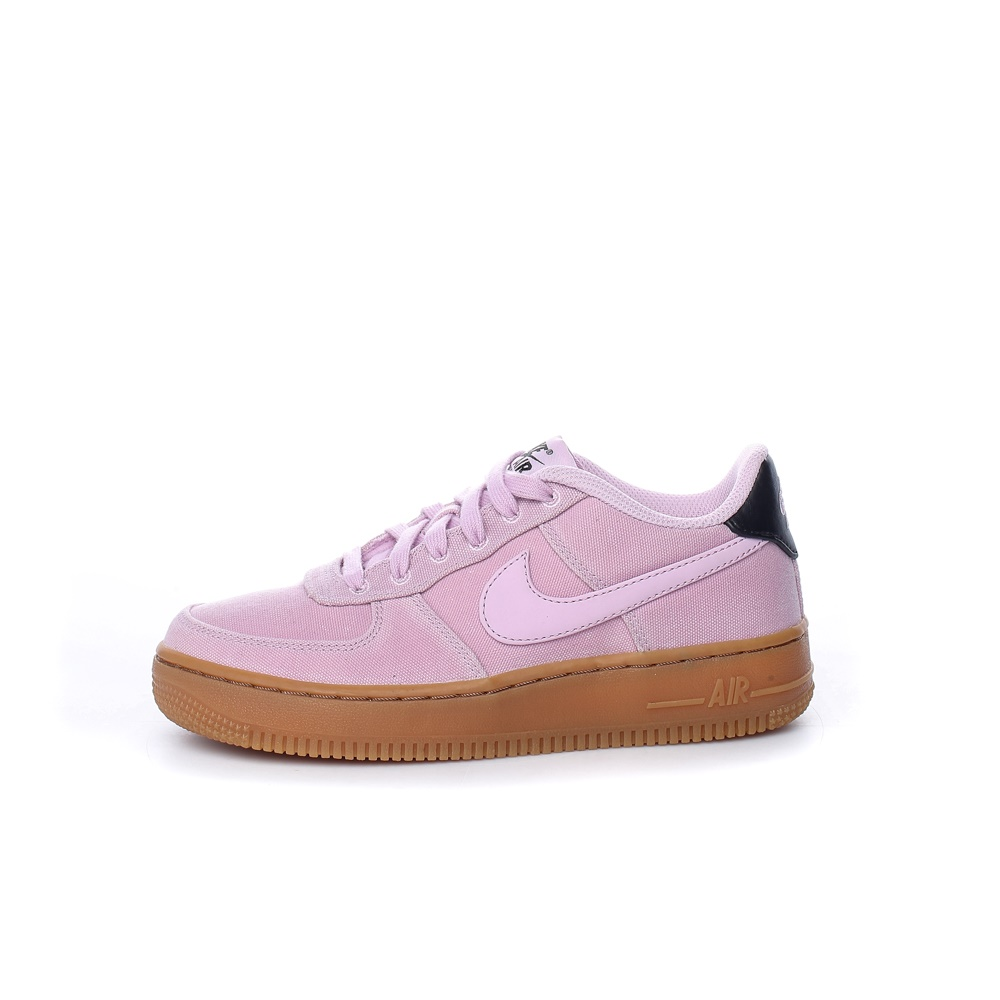 NIKE – Παιδικά αθλητικά παπούτσια NIKE AIR FORCE 1 LV8 STYLE (GS) ροζ