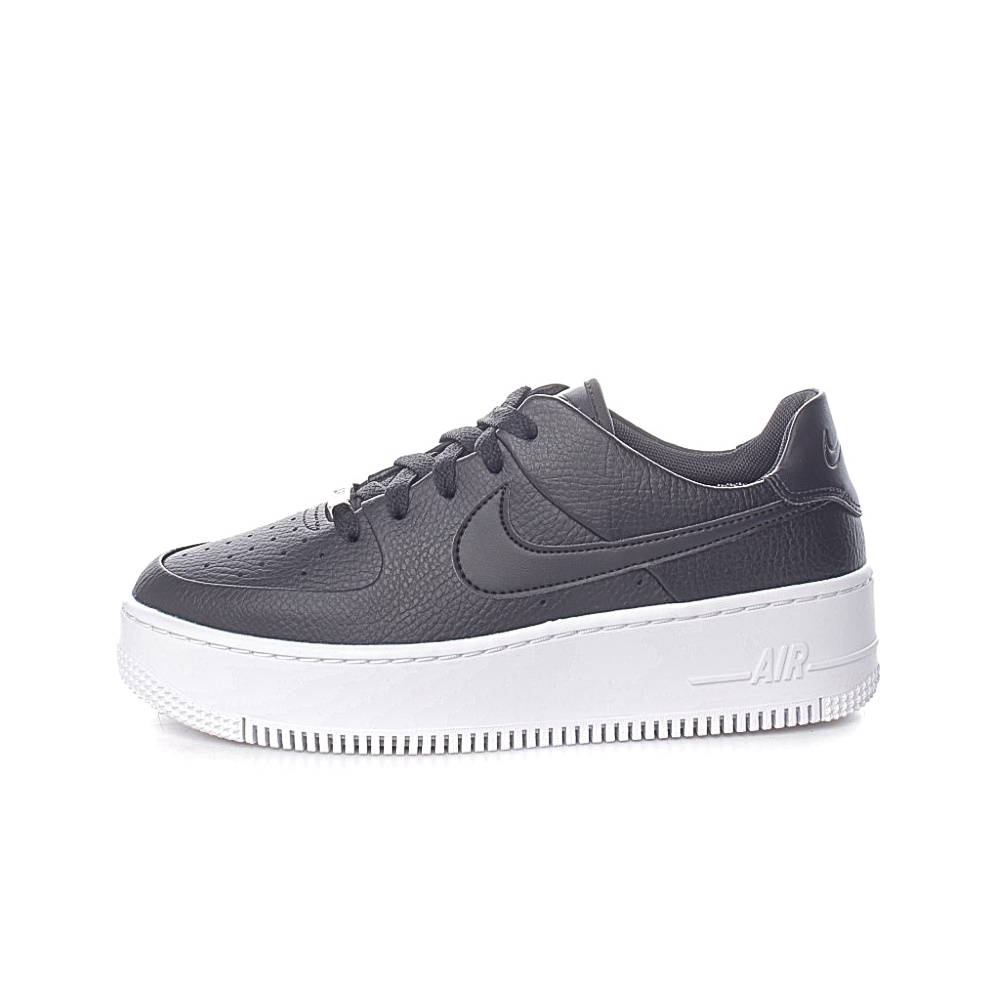 NIKE – Γυναικεία sneakers NIKE AF1 SAGE LOW μαύρα