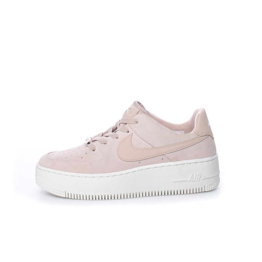 NIKE – Γυναικεία παπούτσια AF1 SAGE LOW ροζ