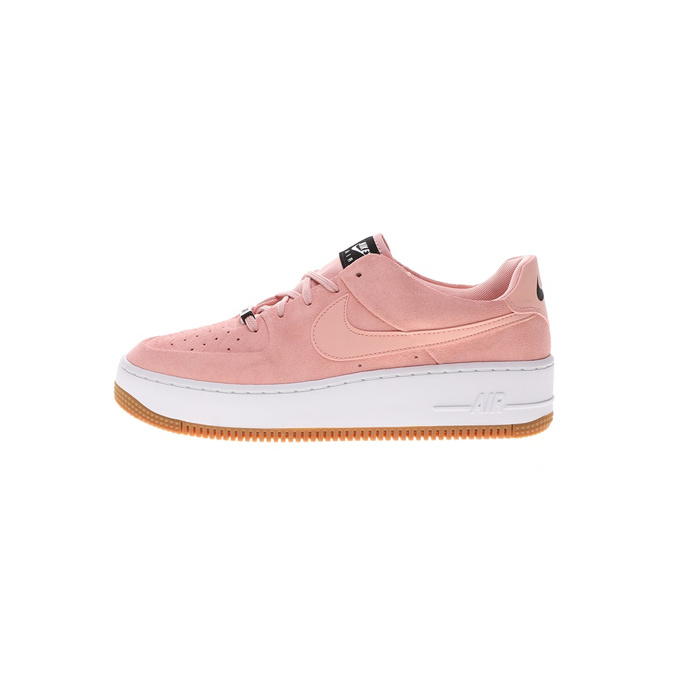 NIKE – Γυναικεία παπούτσια NIKE AF1 SAGE LOW ροζ