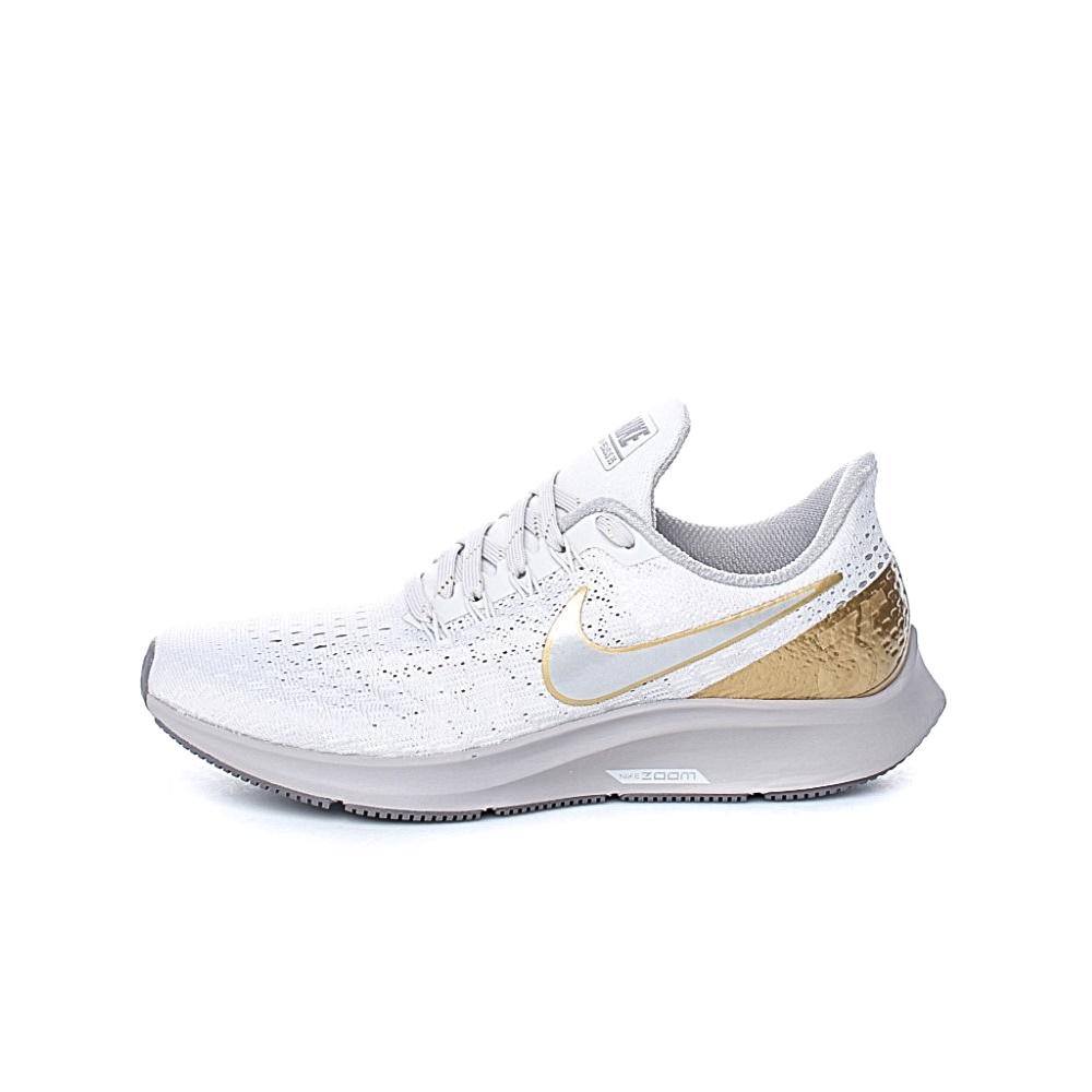 NIKE – Γυναικεία παπούτσια AIR ZOOM PEGASUS 35 MET PRM λευκά