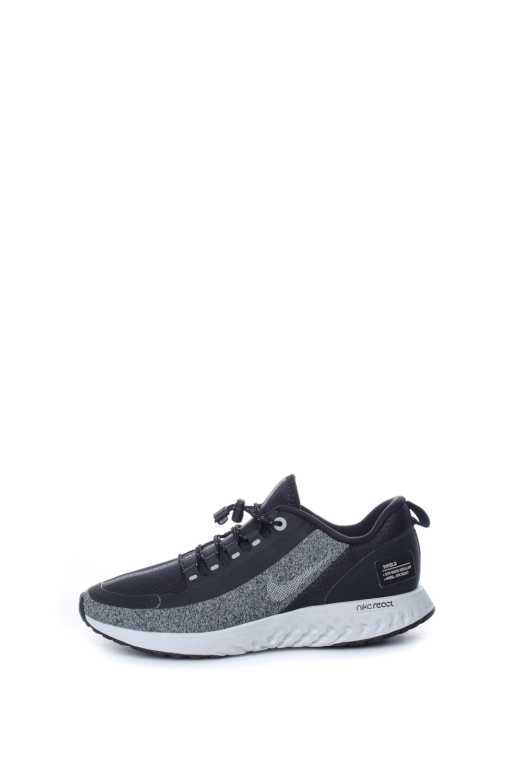 NIKE – Παιδικά αθλητικά παπούτσια NIKE LEGEND REACT SHIELD (GS) μαύρα-ασημί