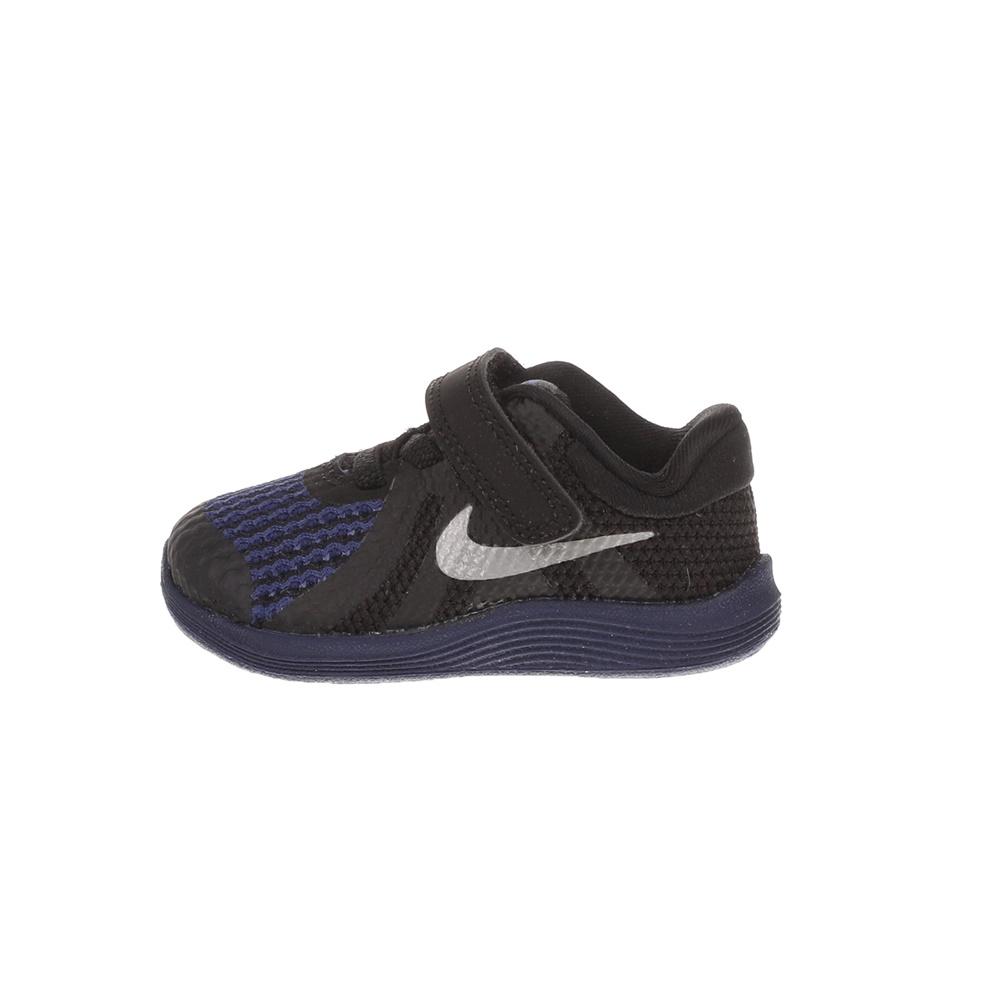 NIKE – Βρεφικά αθλητικά παπούτσια NIKE REVOLUTION 4 RFL (TDV) μπλε