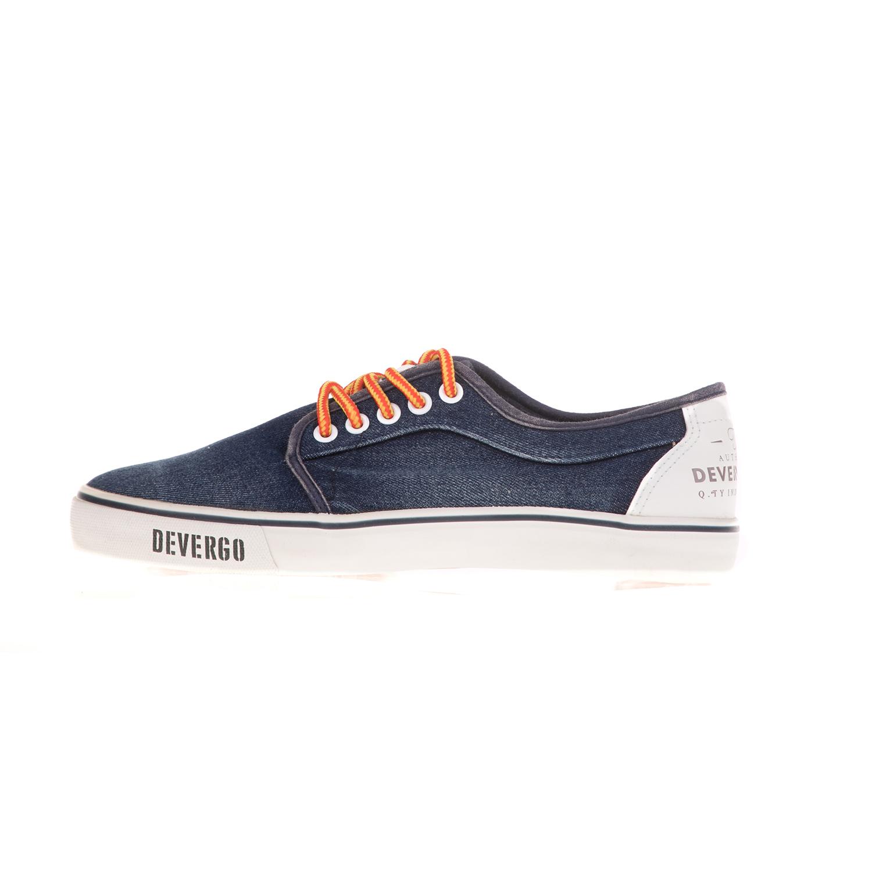 DEVERGO JEANS – Ανδρικά sneakers DEVERGO JEANS BEPPE μπλε