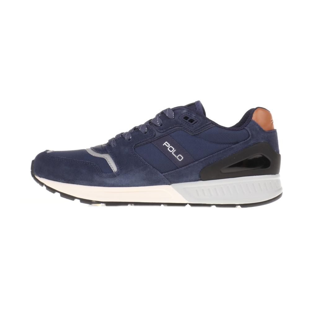 RALPH LAUREN – Ανδρικά sneakers RALPH LAUREN μπλε