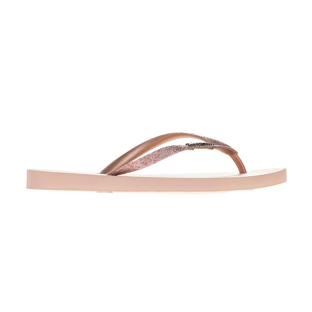 IPANEMA – Γυναικείες σαγιονάρες IPANEMA ροζ με glitter