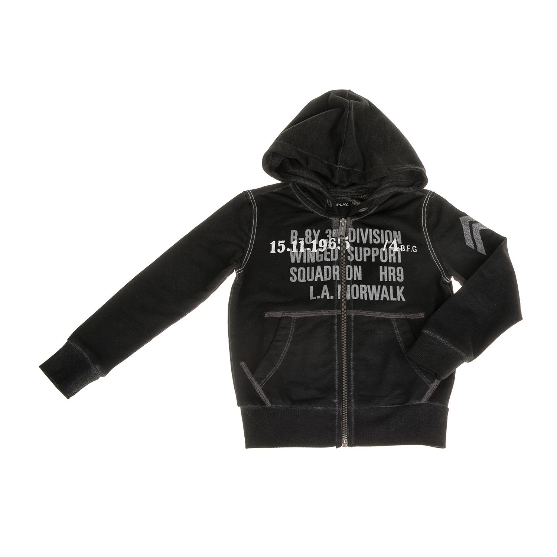 REPLAY – Παιδική φούτερ ζακέτα Replay μαύρη