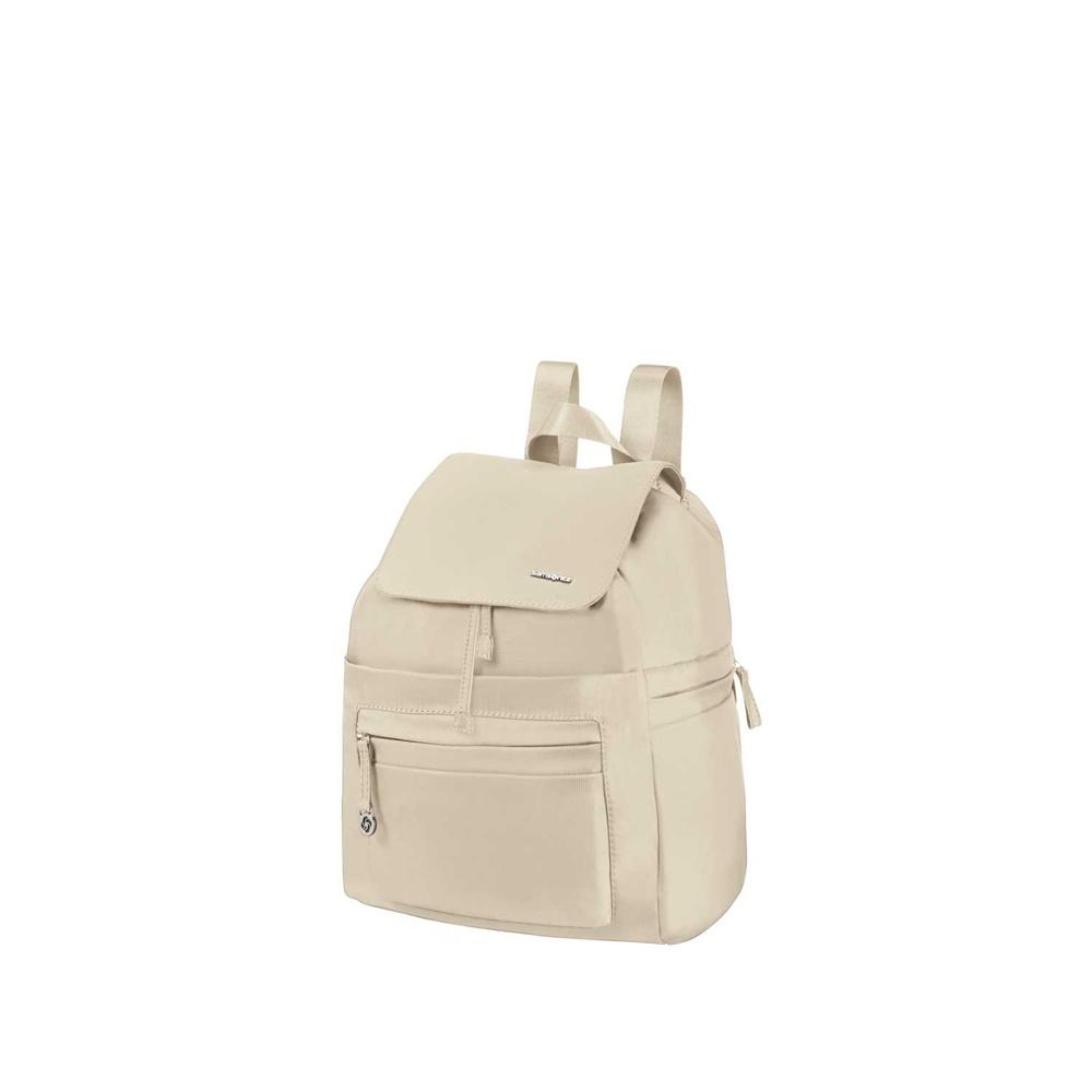 2b5c536377 SAMSONITE - Γυναικεία τσάντα πλάτης MOVE 2.0 εκρού
