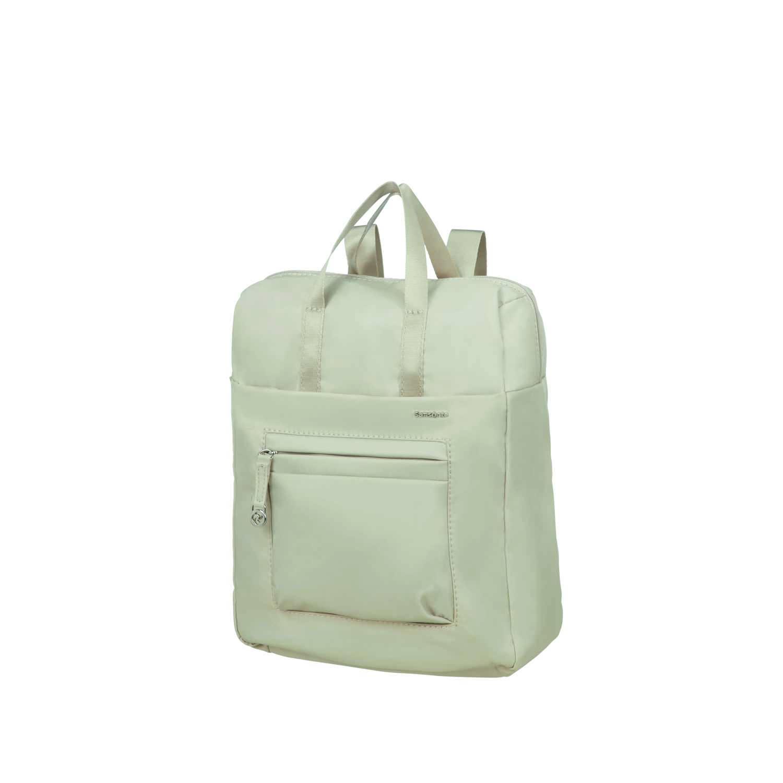 SAMSONITE - Γυναικεία τσάντα πλάτης MOVE 2.0 γκρι ανοιχτό γυναικεία αξεσουάρ τσάντες σακίδια πλάτης
