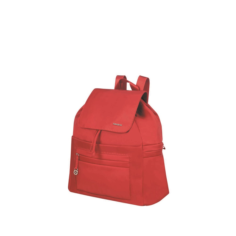 a4ecbe303c SAMSONITE - Γυναικεία τσάντα πλάτης MOVE 2.0 κόκκινη ⋆ pressmedoll.gr