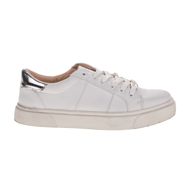 FUNKY BUDDHA – Γυναικεία sneakers FUNKY BUDDHA λευκά