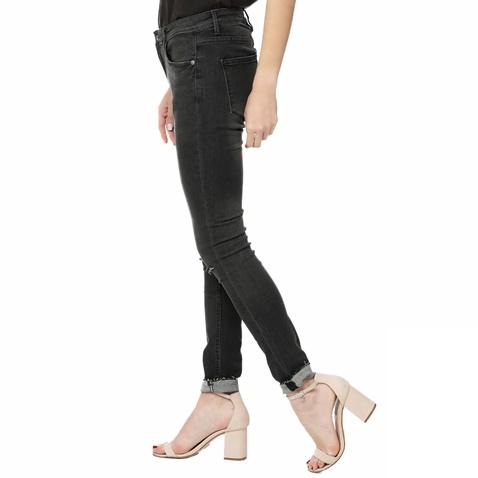 4b7636fee5a0 Γυναικείο skinny τζιν FUNKY BUDDHA μαύρο (1671196.0-8000)