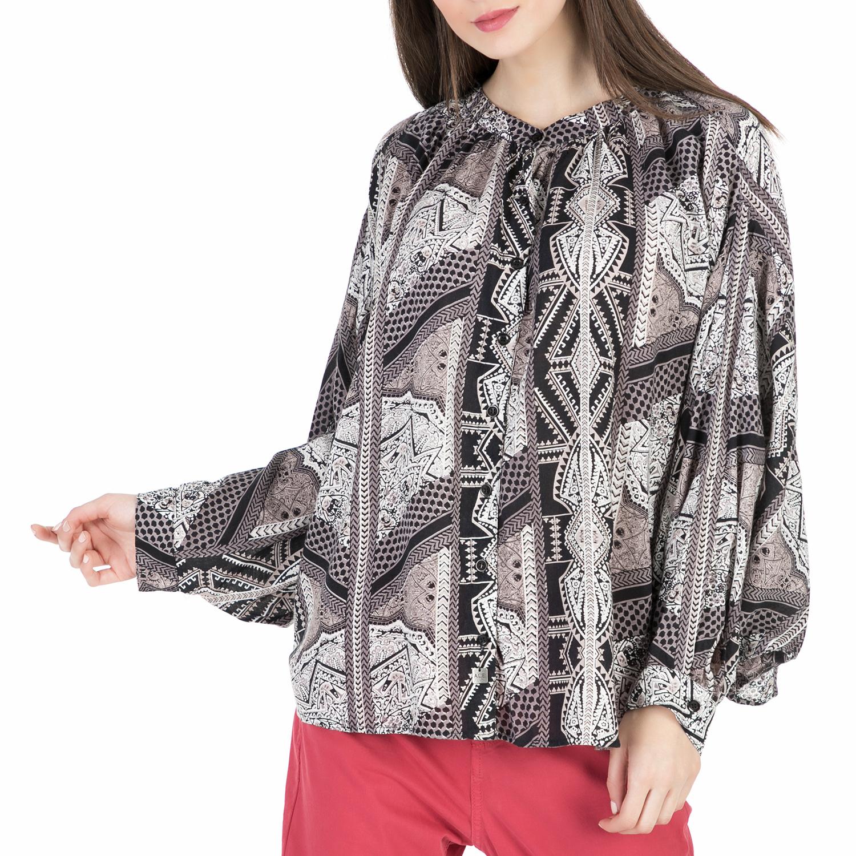 d0060a38ea38  ALE – Γυναικείο πουκάμισο  ALE εμπριμέ