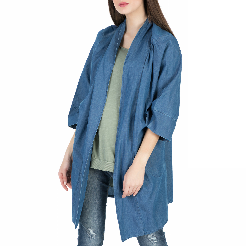 'ALE – Γυναικείο τζιν κιμονό 'ALE μπλε
