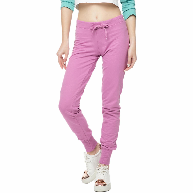 BODYTALK - Γυναικείο παντελόνι φόρμας BODYTALK μοβ γυναικεία ρούχα αθλητικά φόρμες
