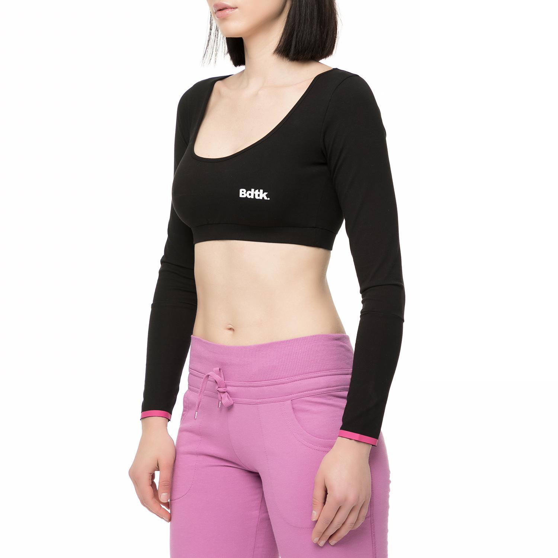 8972a54f9d25 BODYTALK - Γυναικεία μπλούζα BODYTALK μαύρη