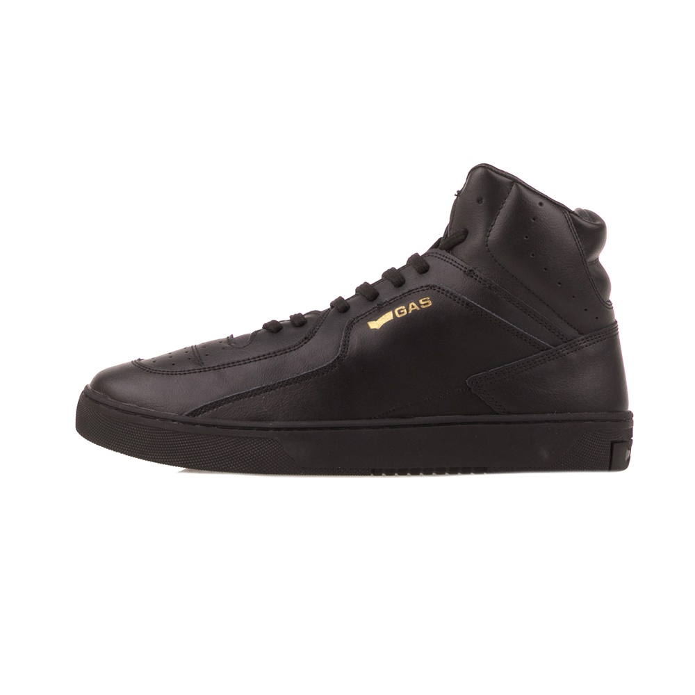 GAS – Ανδρικά sneakers GAS FREDDY μαύρα