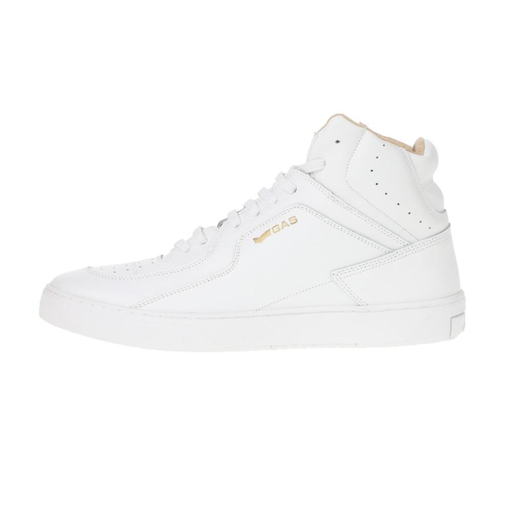 GAS – Ανδρικά sneakers GAS FREDDY λευκά