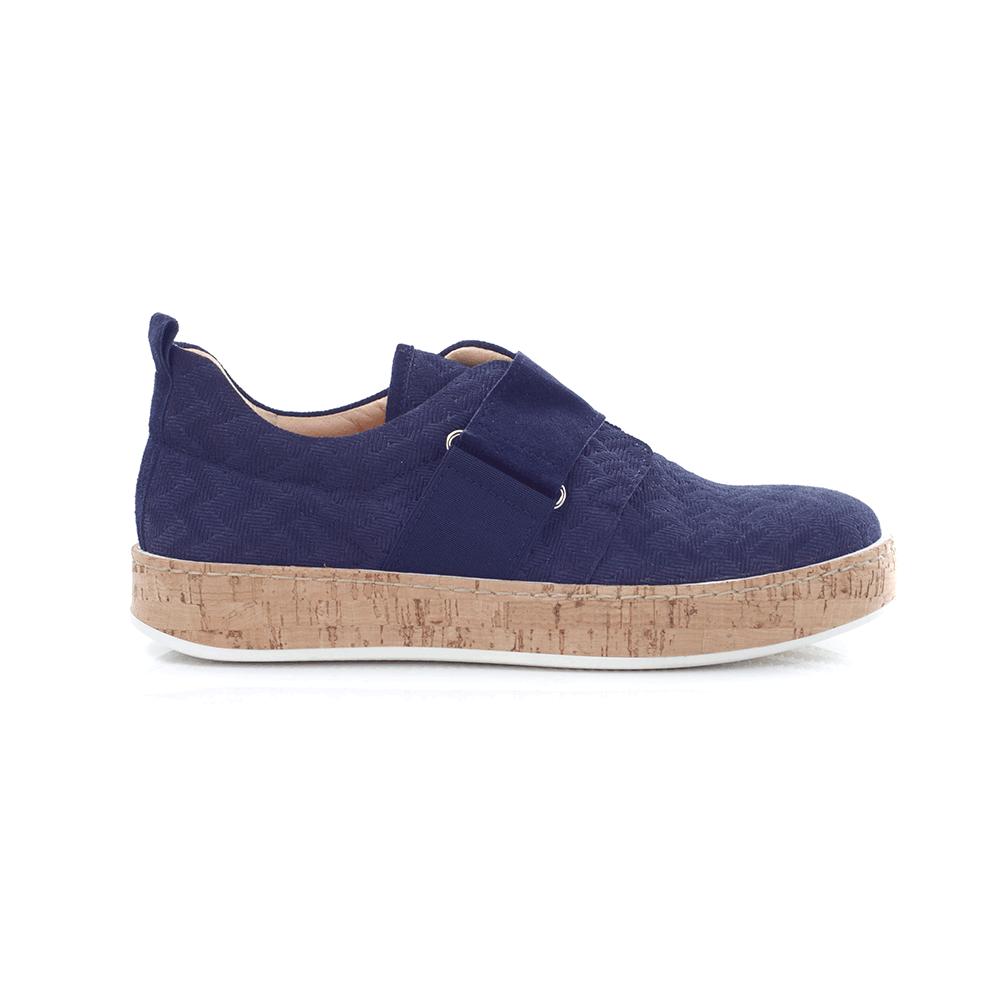CHANIOTAKIS – Γυναικεία παπούτσια CHANIOTAKIS μπλε