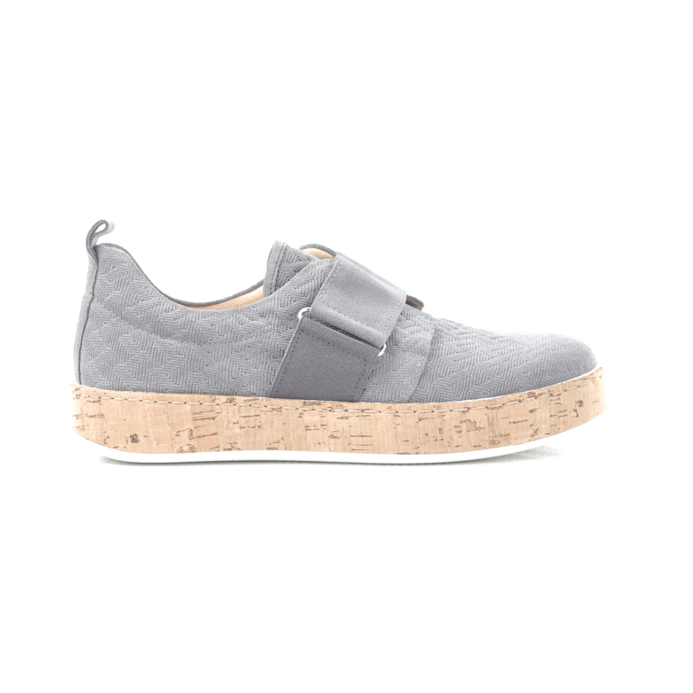 CHANIOTAKIS – Γυναικεία παπούτσια CHANIOTAKIS γκρι