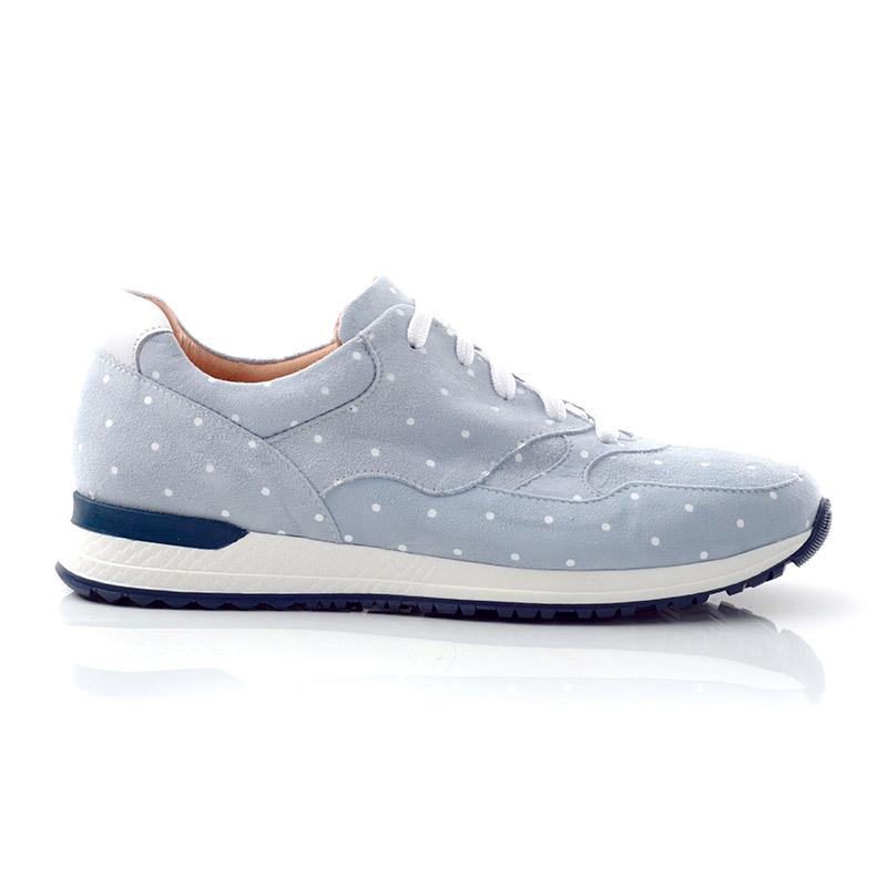 CHANIOTAKIS – Γυναικεία sneakers CHANIOTAKIS γαλάζια