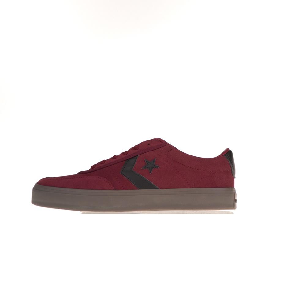 CONVERSE – Unisex sneakers CONVERSE COURTLANDT μπορντό