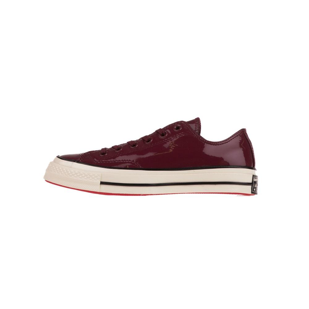 CONVERSE – Unisex sneakers CONVERSE CHUCK 70 μπορντό