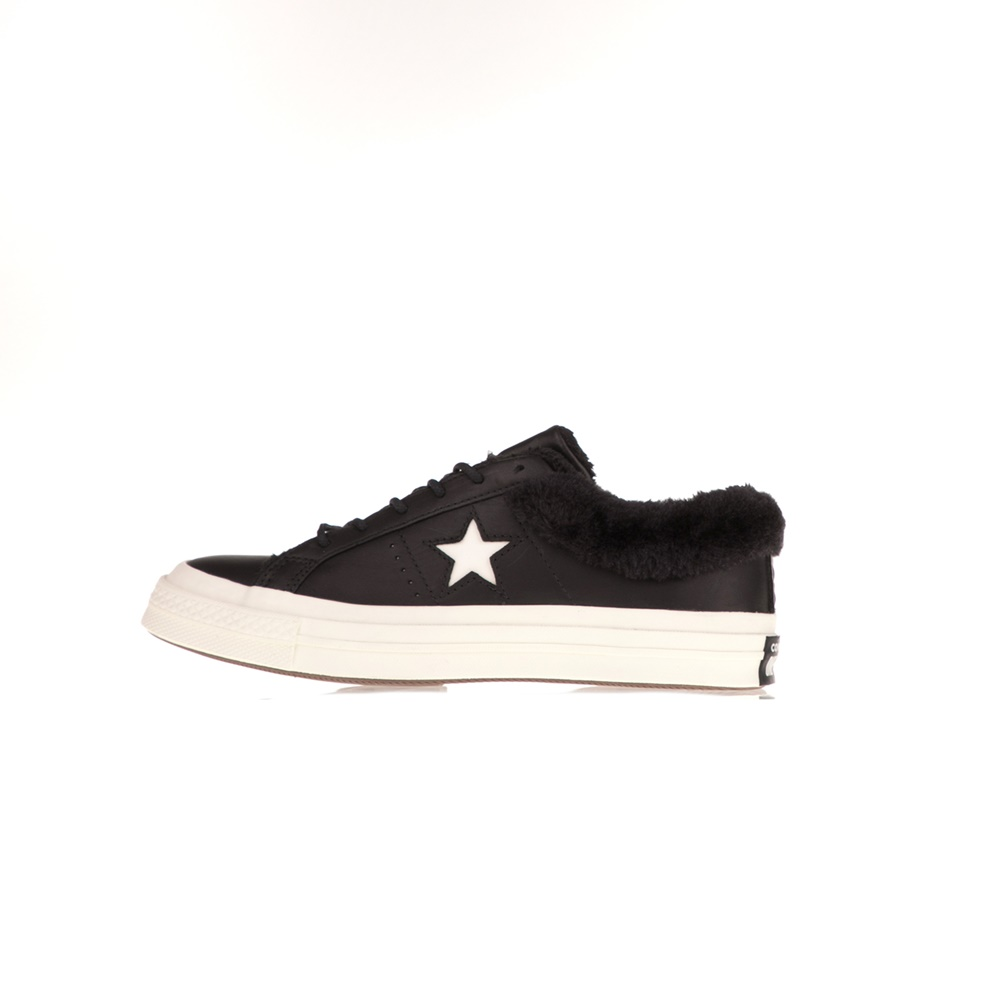 CONVERSE – Γυναικεία sneakers CONVERSE One Star SP μαύρα