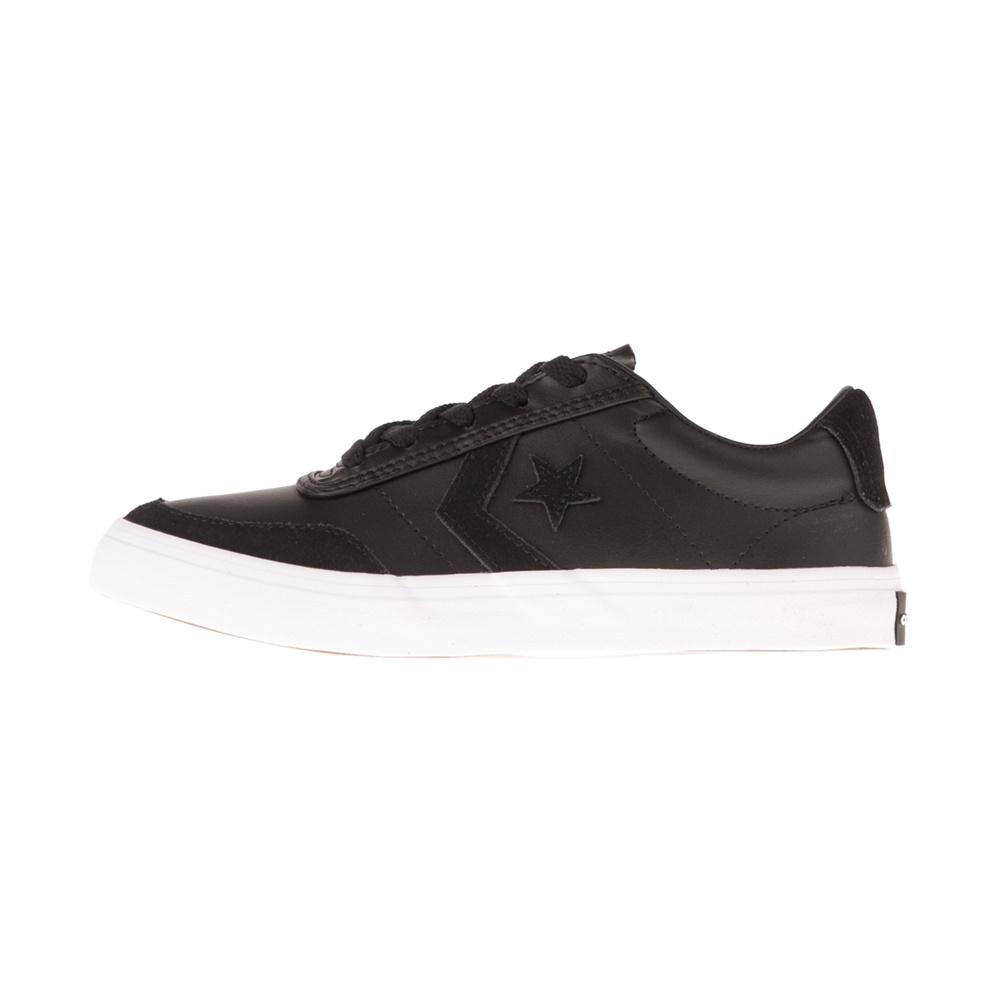 CONVERSE – Παιδικά sneakersCONVERSE COURTLANDT μαύρα