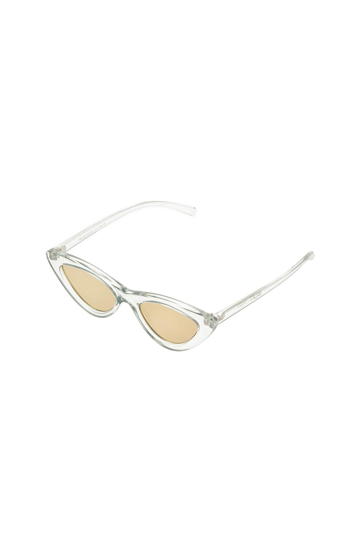 LE SPECS - Γυναικεία γυαλιά ηλίου LE SPECS x ADAM SELMAN THE LAST LOLITA διάφανα