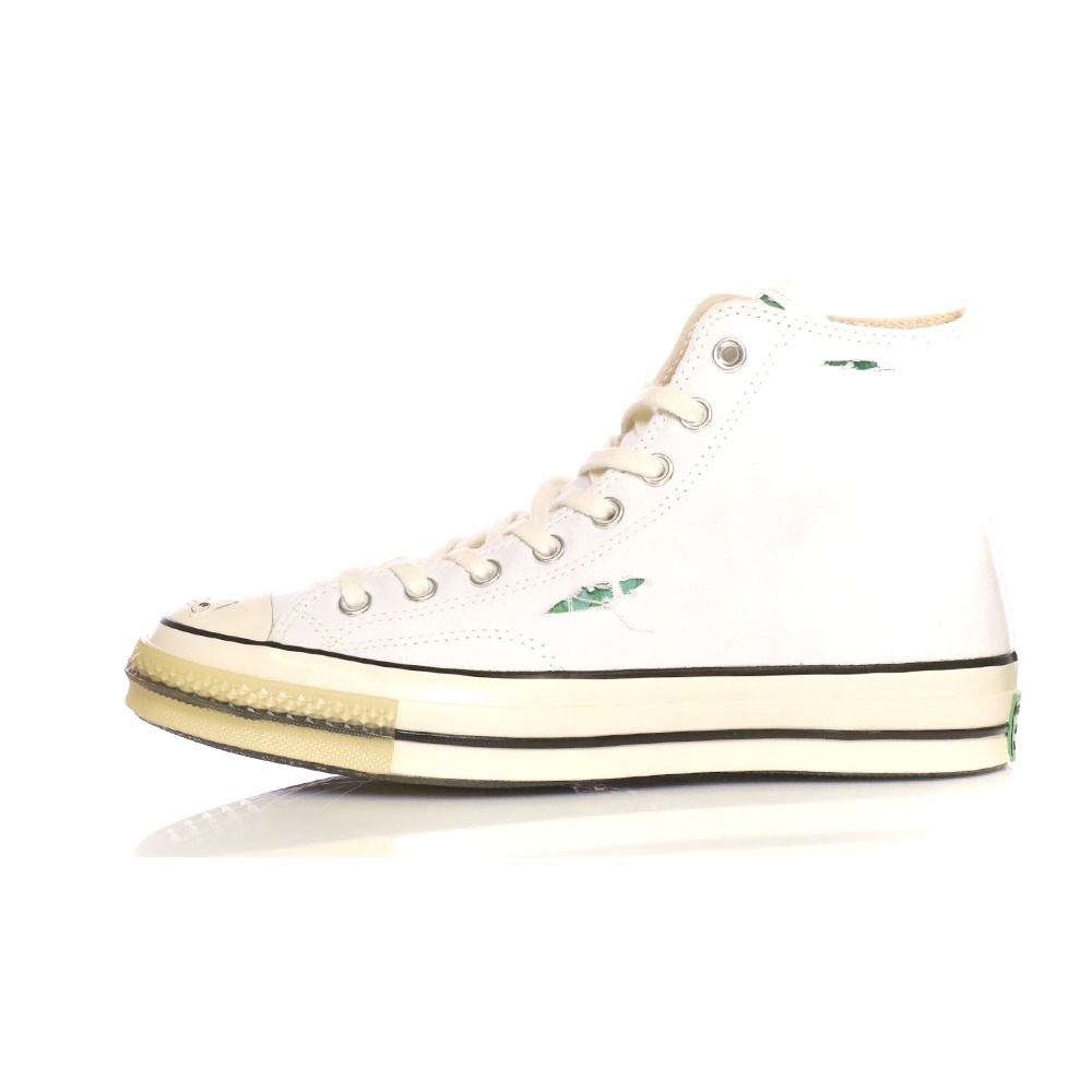CONVERSE – Unisex παπούτσια CHUCK 70 HI λευκά