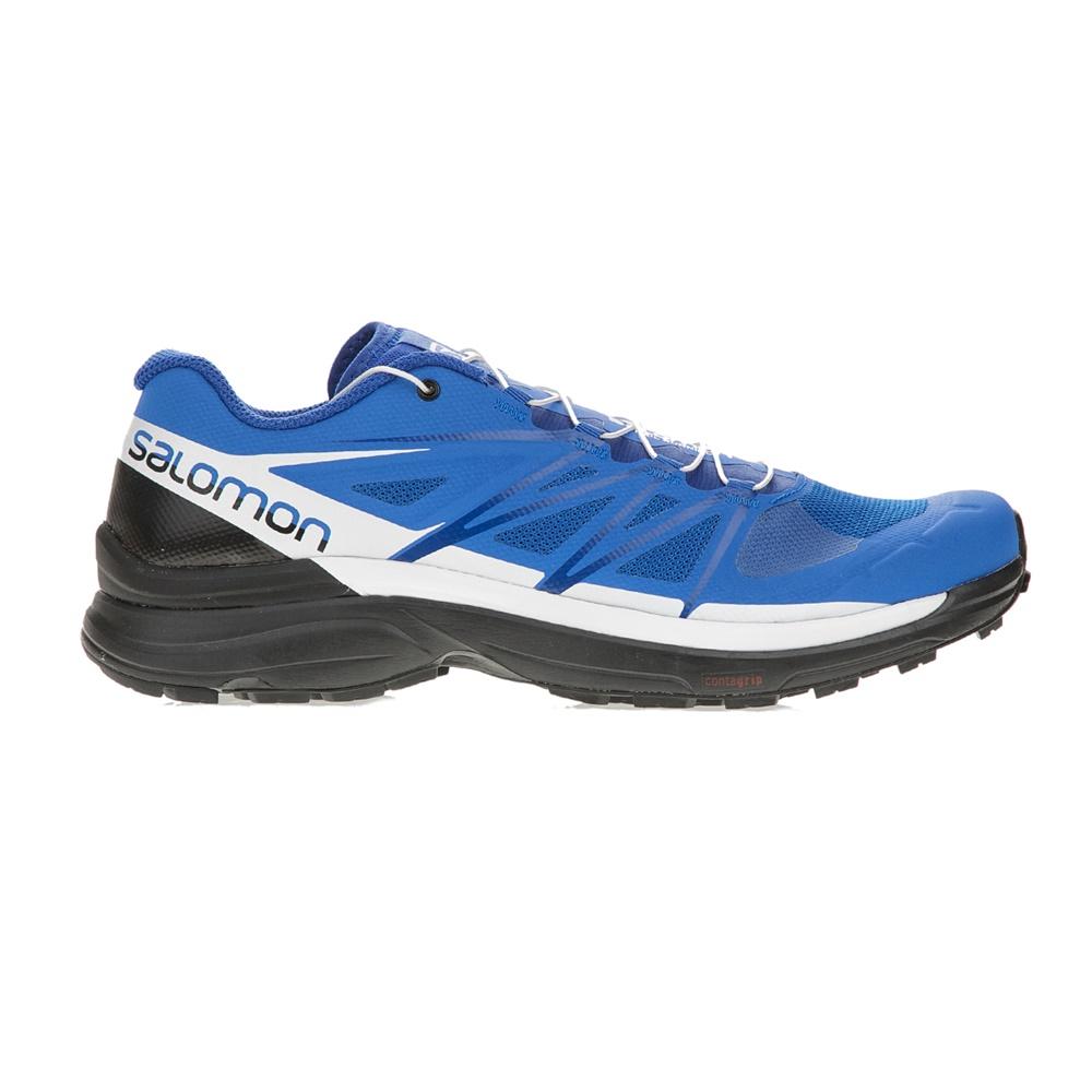 SALOMON – Ανδρικά αθλητικά παπούτσια TRAIL RUNNING SHOES WINGS 8 SALOMON μπλε