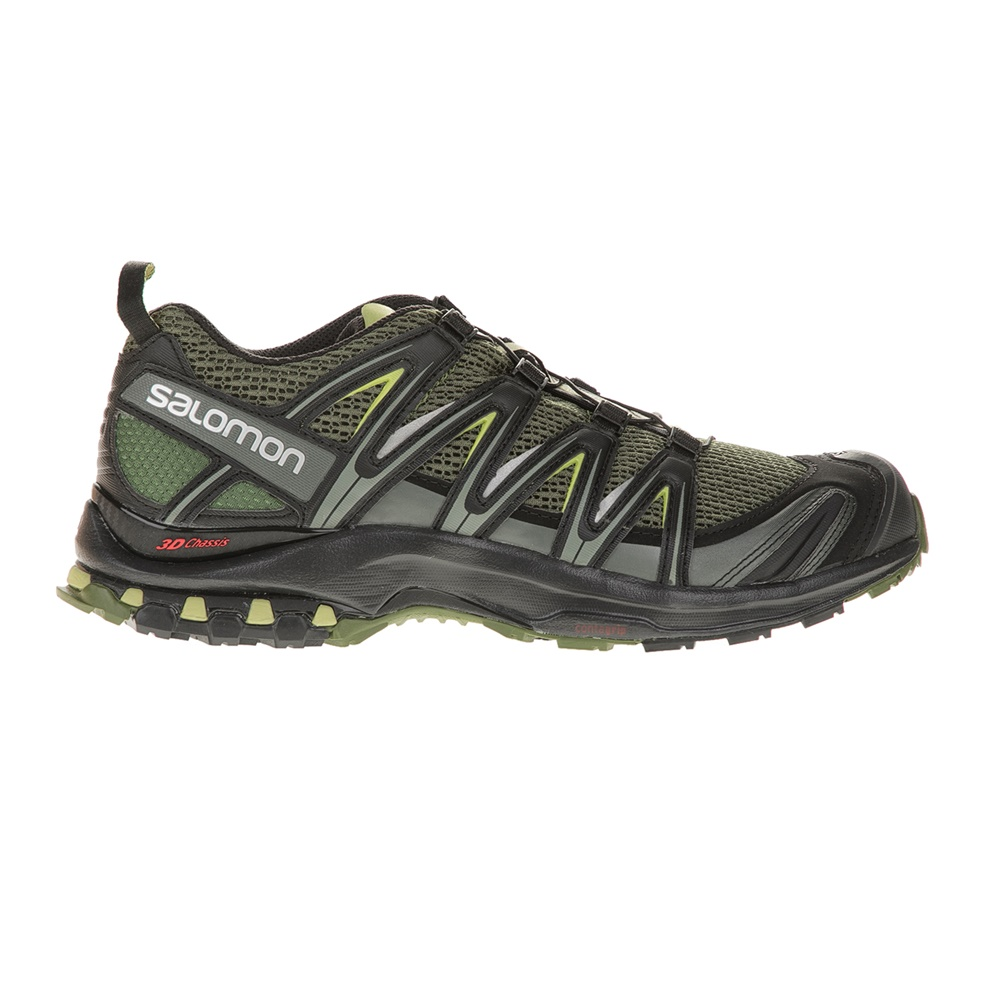 974b6a89066 Factory Outlet SALOMON – Ανδρικά αθλητικά παπούτσια TRAIL RUNNING XA PRO 3D  χακί