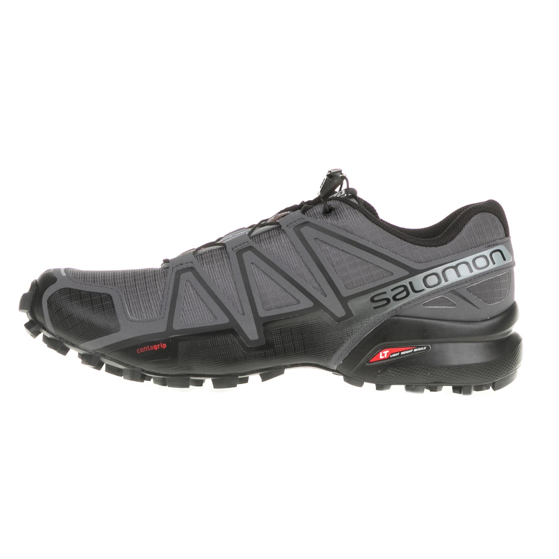 SALOMON – Ανδρικά παπούτσια TRAIL RUNNING SHOES SPEEDCROSS ανθρακί
